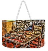 Padre's Table By Diana Sainz Weekender Tote Bag