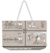 Page 59 Feral Coots Weekender Tote Bag