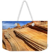 Pages From Natures Story Weekender Tote Bag by Bob Christopher