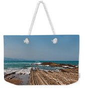 Pages Into The Sea No1 Weekender Tote Bag