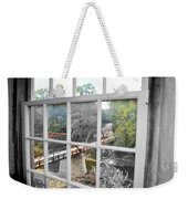 Pains Of Time Weekender Tote Bag