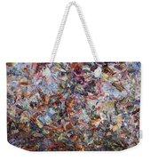 Paint Number 42 Weekender Tote Bag