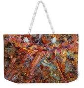 Paint Number 43 Weekender Tote Bag