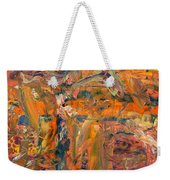 Paint Number 45 Weekender Tote Bag