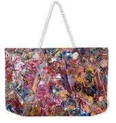 Paint Number 49 Weekender Tote Bag