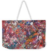 Paint Number 50 Weekender Tote Bag