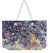 Paint Number 55 Weekender Tote Bag by James W Johnson