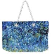 Paint Number 59 Weekender Tote Bag by James W Johnson