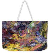 Paint Number 60 Weekender Tote Bag