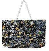 Paint Number Eleven Weekender Tote Bag