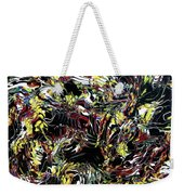 Paint Number Thirteen Weekender Tote Bag