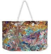 Paint Number46 Weekender Tote Bag