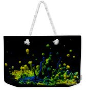 Paint Sculpture 3 Weekender Tote Bag