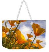 Paint The Desert With Poppies  Weekender Tote Bag