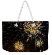 Paint The Sky With Fireworks  Weekender Tote Bag