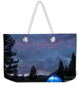 Paint The Sky With Stars Weekender Tote Bag