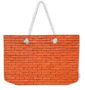 Painted Brick Wall Weekender Tote Bag