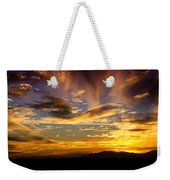 Painted By Mother Nature  Weekender Tote Bag