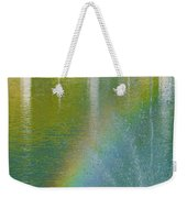 Painted By Water And Light Weekender Tote Bag