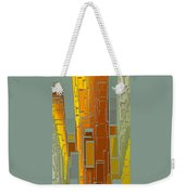 Painted City - Fantasy Cityscape Weekender Tote Bag