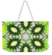 Painted Cymatics 181.66hz Weekender Tote Bag