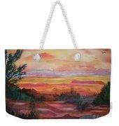 Painted Desert II Weekender Tote Bag