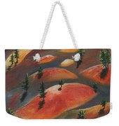 Painted Dunes Weekender Tote Bag