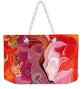 Painted Face's Weekender Tote Bag