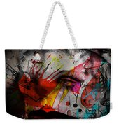 Painted Faces Success Races  Weekender Tote Bag