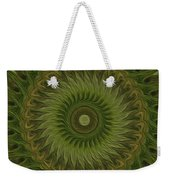 Painted Kaleidoscope 10 Weekender Tote Bag