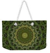 Painted Kaleidoscope 11 Weekender Tote Bag