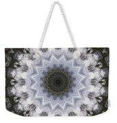 Painted Kaleidoscope 16 Weekender Tote Bag