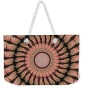 Painted Kaleidoscope 19 Weekender Tote Bag