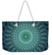 Painted Kaleidoscope 3 Weekender Tote Bag