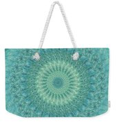 Painted Kaleidoscope 4 Weekender Tote Bag