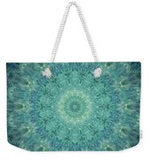 Painted Kaleidoscope 5 Weekender Tote Bag