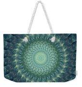 Painted Kaleidoscope 6 Weekender Tote Bag
