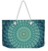 Painted Kaleidoscope 7 Weekender Tote Bag