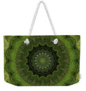 Painted Kaleidoscope 8 Weekender Tote Bag