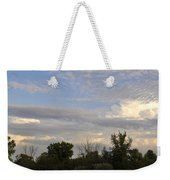 Painted Landscape Weekender Tote Bag