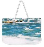 Painted Niagara Weekender Tote Bag