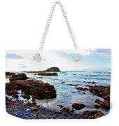 Painted Seascape Weekender Tote Bag