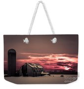 Painted Skies Weekender Tote Bag