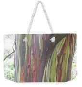 Painted Tree Weekender Tote Bag