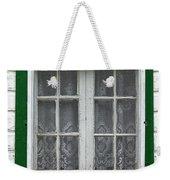 Painted Window Weekender Tote Bag