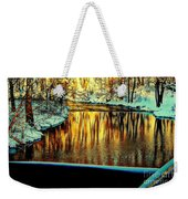 Painter's Box Weekender Tote Bag