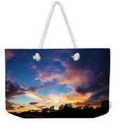 Painter's Sunset Weekender Tote Bag