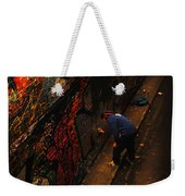 Painting Walls Weekender Tote Bag