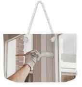 Painting Wood Weekender Tote Bag