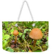 Pair O Mushrooms Weekender Tote Bag